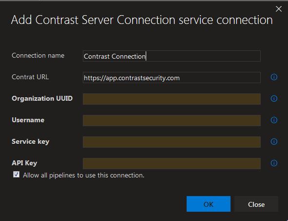 service_connection